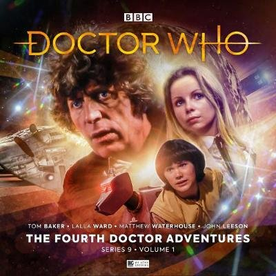 The Fourth Doctor Adventures Series 9 - Volume 1 (CD): Marc Platt, Jonathan Morris