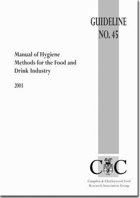Manual of Hygiene Methods for the Food and Drink Industry (Loose-leaf):
