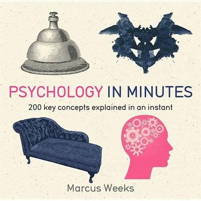 Psychology in Minutes (Electronic book text): Marcus Weeks