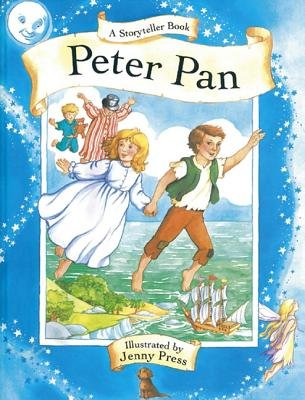 A Storyteller Book - Peter Pan (Paperback): J.M. Barrie