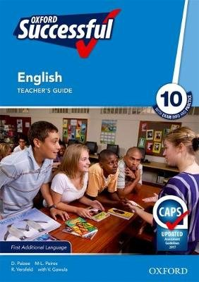 Oxford successful English: Gr 10: Teacher's guide and CD (Mixed media product): Daphne Paizee, Mary-Louise Peires, Ruth...