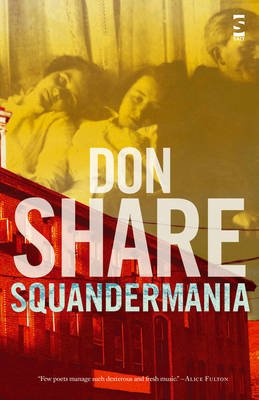 Squandermania (Paperback): Don Share