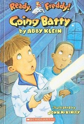 Going Batty (Hardcover, Turtleback Scho): Abby Klein