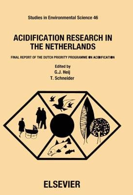 Acidification Research in the Netherlands - Final Report of the Dutch Priority Programme on Acidification (Electronic book...