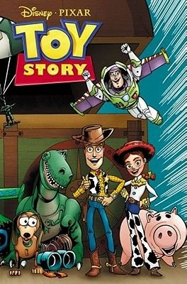 Toy Story: Toy Overboard (Paperback, Original ed.): Walt Disney Pictures