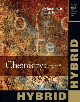Chemistry - Principles and Reactions, Hybrid Edition (with OWLv2, 4 terms (24 months) Printed Access Card) (Paperback, 8th...