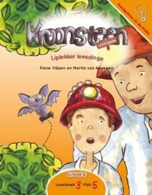 Liplekker Leesdinge, Leesboek 3 Vlak 5 - Gr 4 - 6 (Afrikaans, Paperback): Fanie Viljoen