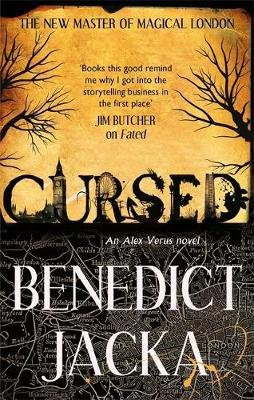Cursed - An Alex Verus Novel from the New Master of Magical London (Paperback): Benedict Jacka