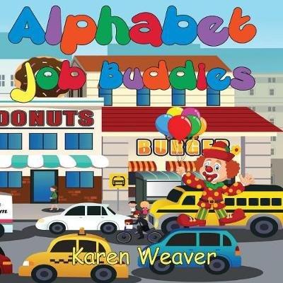 Alphabet Job Buddies (Paperback): Mamma Macs