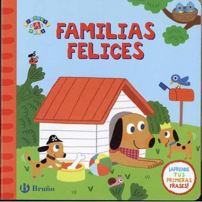 Familias Felices (Spanish, Board book):