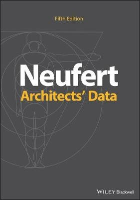 Architects' Data (Paperback, 5th Edition): Ernst Neufert