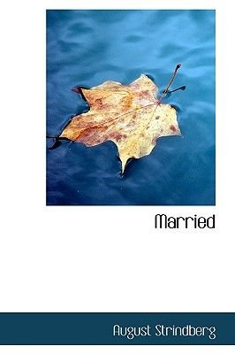 Married (Paperback): August Strindberg