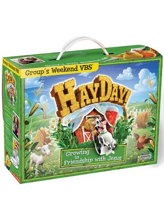 Hayday! Growing in Friendship with Jesus Starter Kit: Group Publishing