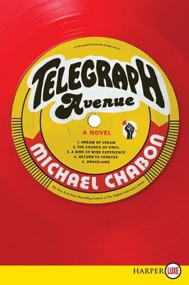 Telegraph Avenue (Large print, Paperback, Large type / large print edition): Michael Chabon