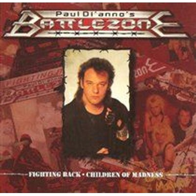 Paul Dianno's Battlezone - Fighting Back/Children of Madness (CD, Imported): Paul Dianno's Battlezone