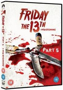 Friday the 13th: Part 5 (DVD): John Shepherd, Melanie Kinnaman, Shavar Ross, Richard Young, Carol Lacatell, Marco St John,...