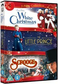 White Christmas/The Little Prince/Scrooge (DVD): Bing Crosby, Danny Kaye, Rosemary Clooney, Vera-Ellen, Dean Jagger, Sig...