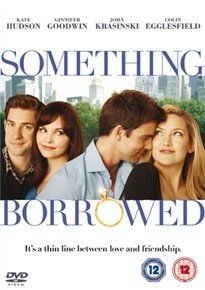 Something Borrowed (DVD): Kate Hudson, Ginnifer Goodwin, John Krasinski, Steve Howey, Ashley Williams, Colin Egglesfield,...
