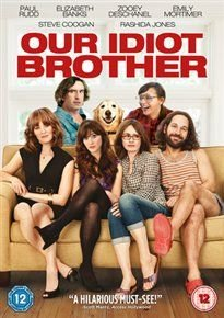 Our Idiot Brother (DVD): Paul Rudd, Elizabeth Banks, Adam Scott, Rashida Jones, Zooey Deschanel, Emily Mortimer, Steve Coogan