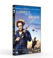 Lonely Are the Brave (DVD): Kirk Douglas, Gena Rowlands, Walter Matthau, Michael Kane, Carroll O'Connor, William...