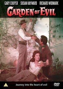 Garden of Evil (DVD): Gary Cooper, Susan Hayward, Richard Widmark, Hugh Marlowe, Cameron Mitchell, Rita Moreno, Victor Manuel...