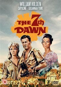 The 7th Dawn (DVD): William Holden, Maurice Denham, Tetsurô Tamba, Sydney Tafler, Susannah York, Michael Goodliffe, Capucine,...