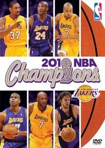 NBA Champions: 2009-2010 - Los Angeles Lakers (DVD): Los Angeles Lakers
