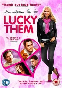 Lucky Them (DVD): Joanne Woodward, Johnny Depp, Toni Collette, Amy Seimetz, Lynn Shelton, Thomas Haden Church, Oliver Platt,...