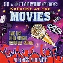 Karaoke at the Movies (CD): Various Artists