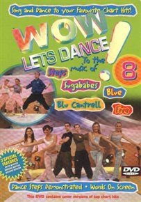 Wow! Let's Dance: Volume 8 (DVD):