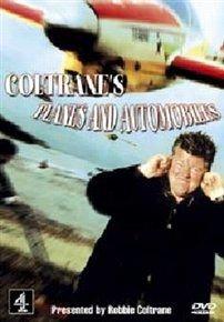 Coltrane's Planes and Automobiles (DVD): Robbie Coltrane