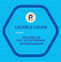 Legion & Logam - Holding On/Afterthought (Vinyl record): Legion & Logam