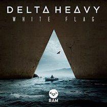 Delta Heavy - White Flag VIP/Arcadia (Vinyl record): Delta Heavy