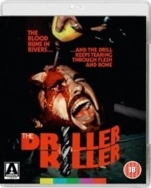 The Driller Killer (Blu-ray disc): Jimmy Laine, Carolyn Marz, Babi Day, Bob De Frank, Peter Yellen, Abel Ferrara, Harry...