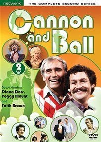 Cannon and Ball: The Complete Second Series (DVD): David Bell, Ian Hamilton, Michael Hurll, Marcus Plantin, Graham Wetherell,...