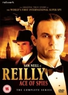 Reilly - Ace of Spies: The Complete Series (DVD): Sam Neill, Ian Charleson, Laura Davenport, Leo McKern, Tom Bell, Jeananne...
