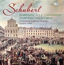 Various Artists - Schubert: Symphony No. 8, 'Unfinished'/Symphony No. 9, 'Great' (CD): Franz Schubert, The...