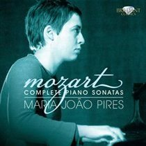 Maria Joao Pires - Mozart: Complete Piano Sonatas (CD, Boxed set): Wolfgang Amadeus Mozart, Maria Joao Pires