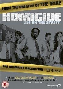 Homicide - Life On the Street: The Complete Series (DVD): Richard Belzer, Yaphet Kotto, Kyle Secor, Clark Johnson, Andre...
