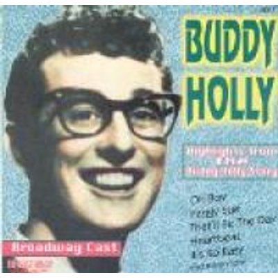 Buddy Holly Story (CD): Various Artists
