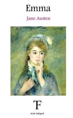 Emma (French, Paperback): Jane Austen