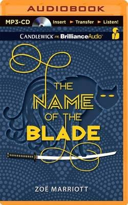 The Name of the Blade (MP3 format, CD): Sarah Coomes
