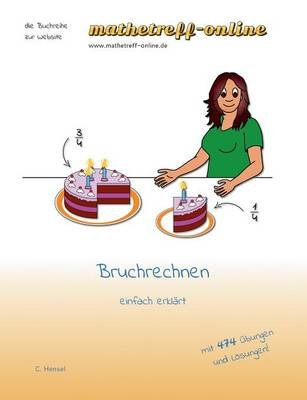 Bruchrechnen (German, Paperback): Christian Hensel