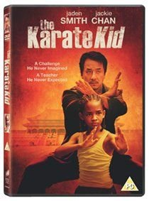 The Karate Kid (English, French, Hindi, DVD): Jaden Smith, Jackie Chan, Taraji P Henson, Wenwen Han, Rongguang Yu, Zhensu Wu,...
