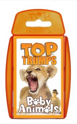 Top Trumps - Baby Animals: