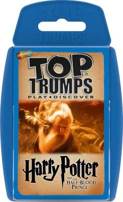 Top Trumps - Harry Potter and The Half-Blood Prince: