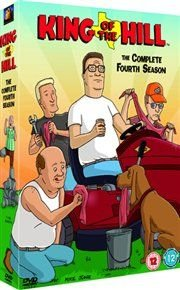 Various Artists - King of the Hill: Season 4 (DVD): Mike Judge, Kathy Najimy, Pamela Adlon, Brittany Murphy, Johnny Hardwick,...