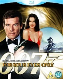 For Your Eyes Only (Blu-ray disc): Roger Moore, Carole Bouquet, Chaim Topol, Lynn-Holly Johnson, Julian Glover, Jill Bennett,...