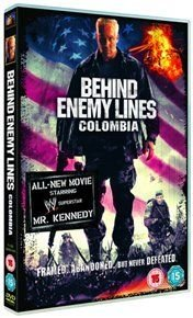 Behind Enemy Lines 3 - Colombia (English, German, DVD): Joe Manganiello, Ken Anderson, Channon Roe, Yancey Arias, Chris J....