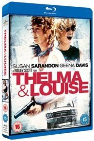 Thelma and Louise (English & Foreign language, Blu-ray disc): Susan Sarandon, Geena Davis, Harvey Keitel, Michael Madsen,...